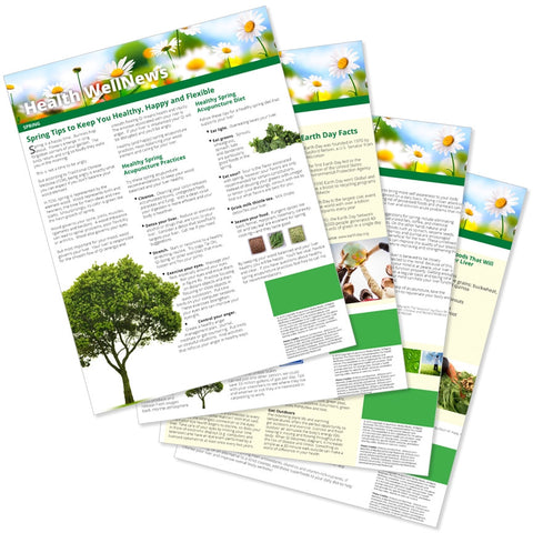 Health Well News - Spring 2015 - Download & Print