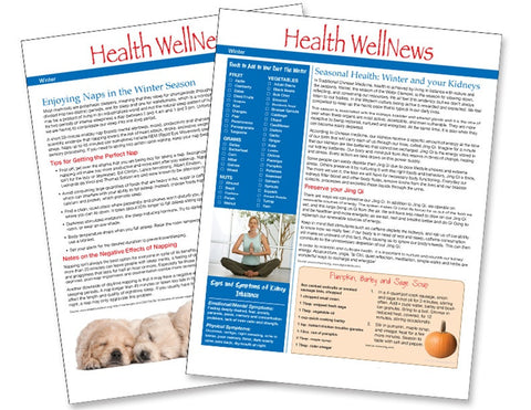 Health Well News - Winter #5 - Download & Print