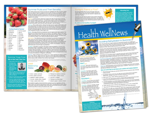 Summer #5 Patient Newsletter - Pack of 50