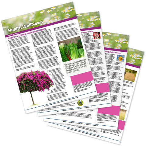 Health Well News - Spring #11 - Download & Print