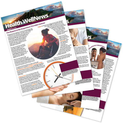 PERSONALIZED Health Well News - Summer 2019 - Download & Print