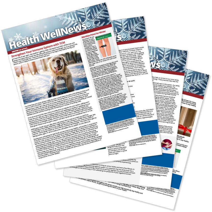 Health Well News - Winter 2016 - Download & Print