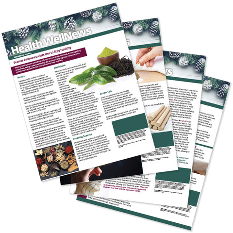 Health Well News - Winter 2019 - Download & Print