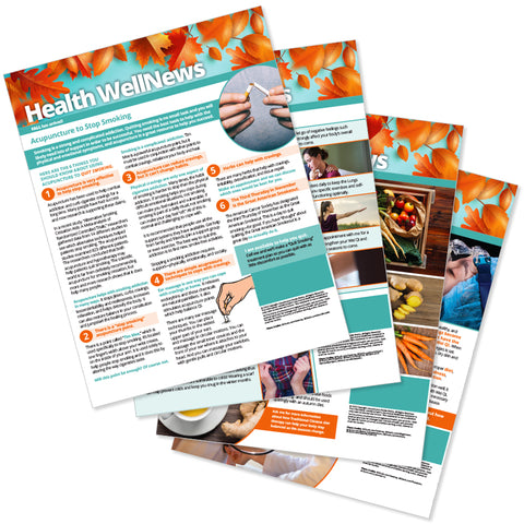 PERSONALIZED Health Well News - Fall 2020 - Download & Print