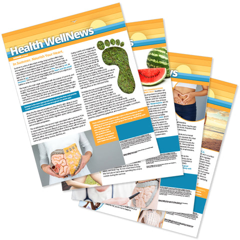 PERSONALIZED Health Well News - Summer 2020 - Download & Print