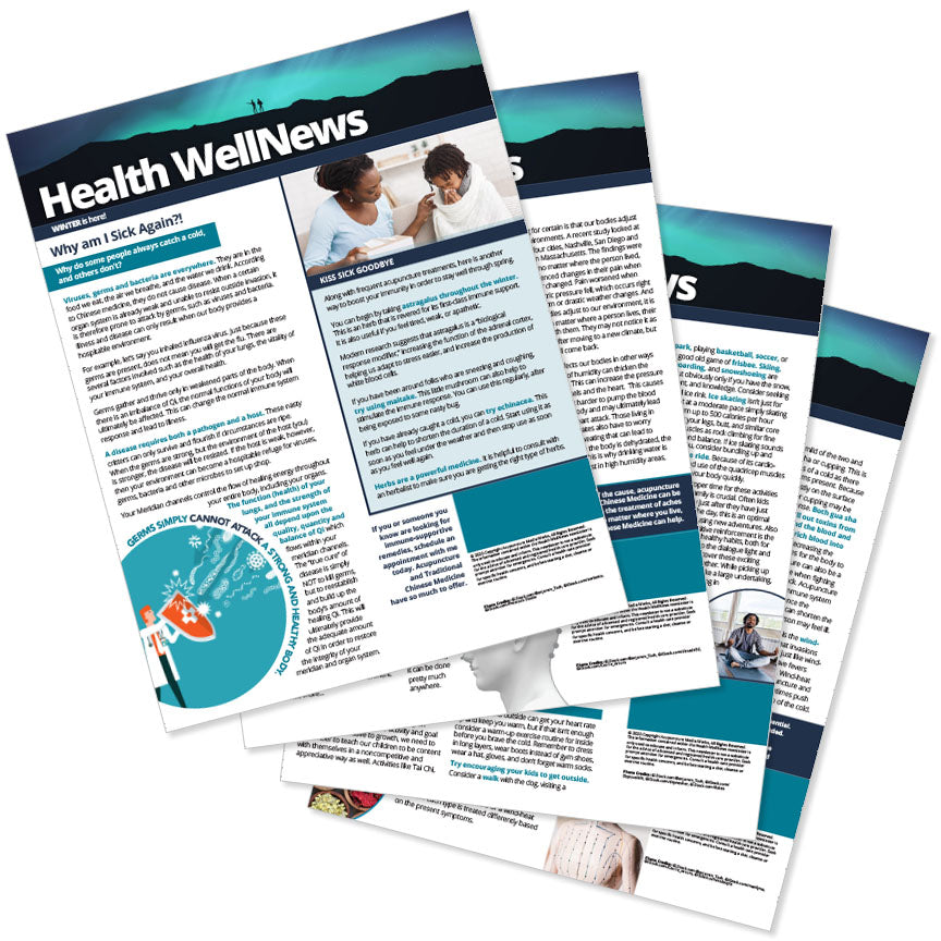 PERSONALIZED Health Well News - Winter 2020 - Download & Print
