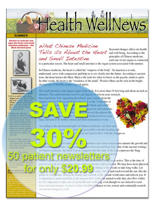 Summer Patient Newsletter #3 - Pack of 50
