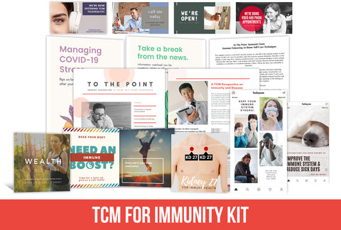 At Home Patient Support Kit: Immunity