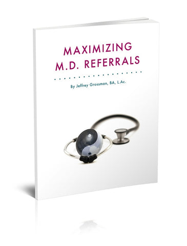 How to Get MD Referrals e-book