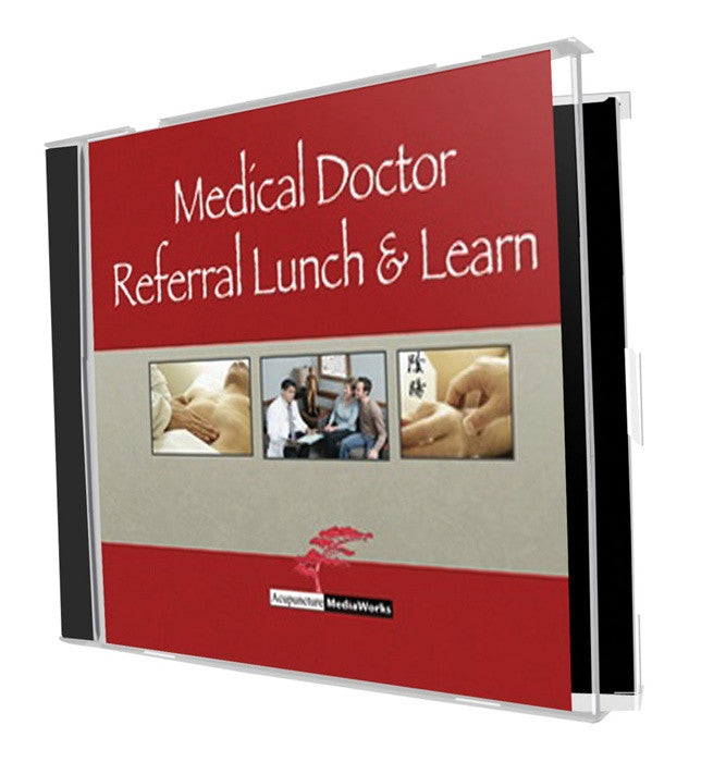 MD Referral Lunch & Learn Powerpoint Presentation