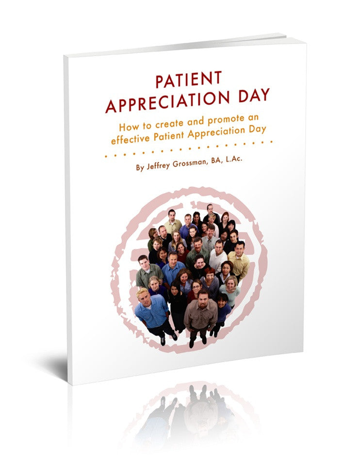 How to Promote a Patient Appreciation Day e-book