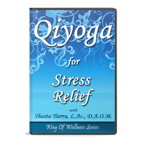 QiYoga for Stress Relief - Video Download