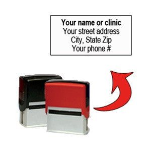 Personalized Stamp - Self-Inking