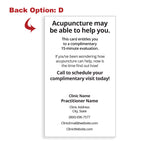 Call-to-Action Cards - AcuQi
