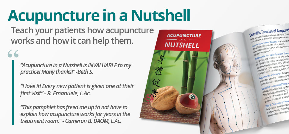 Acupuncture in a Nutshell