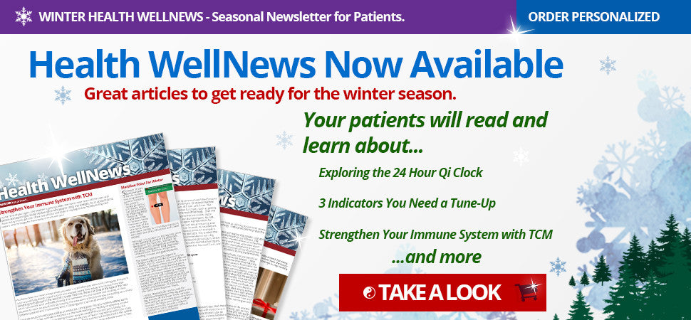 Winter Health Well News Newsletters