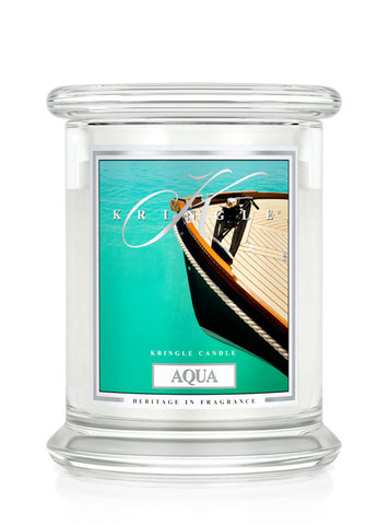 Aqua Classic Medium Classic Jar