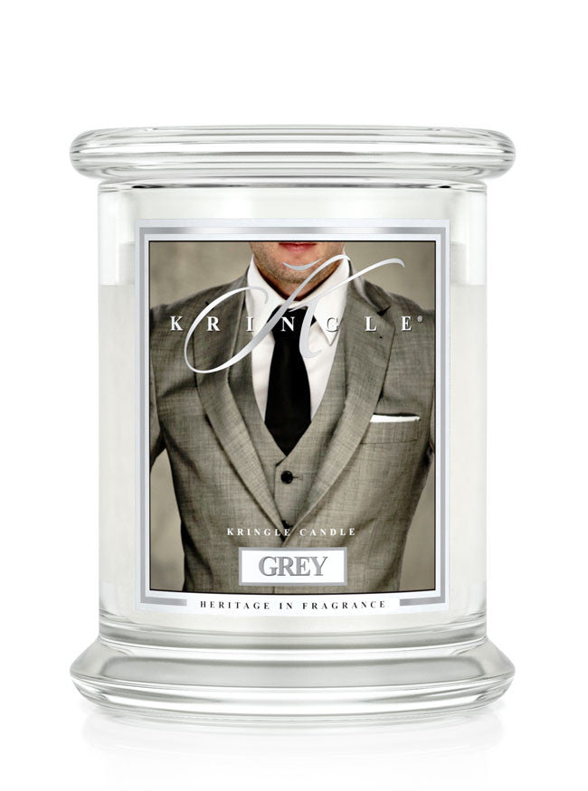 Grey Medium Classic Jar