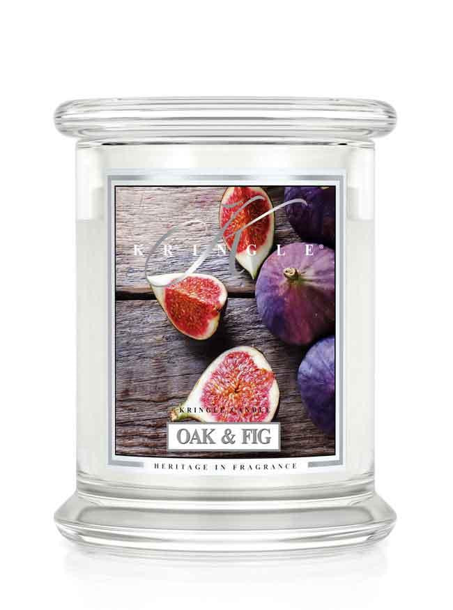 Oak & Fig Medium Classic Jar