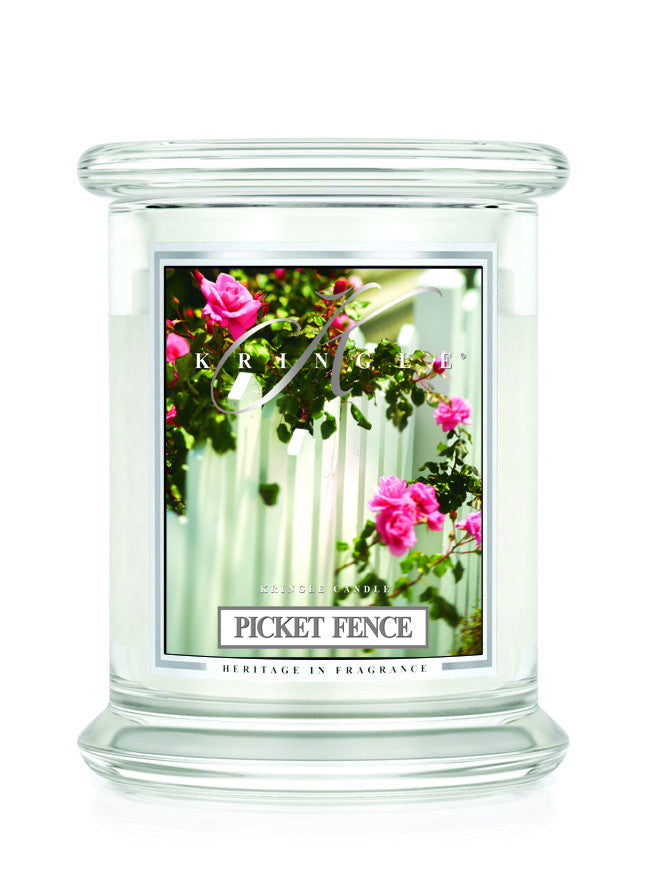 Picket Fence Medium Classic Jar