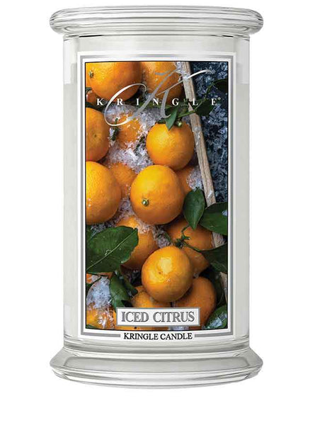 Iced Citrus New!