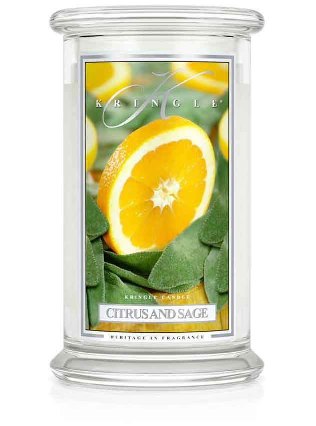 Citrus and Sage