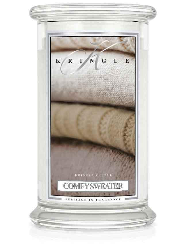 Comfy Sweater Large Classic Jar