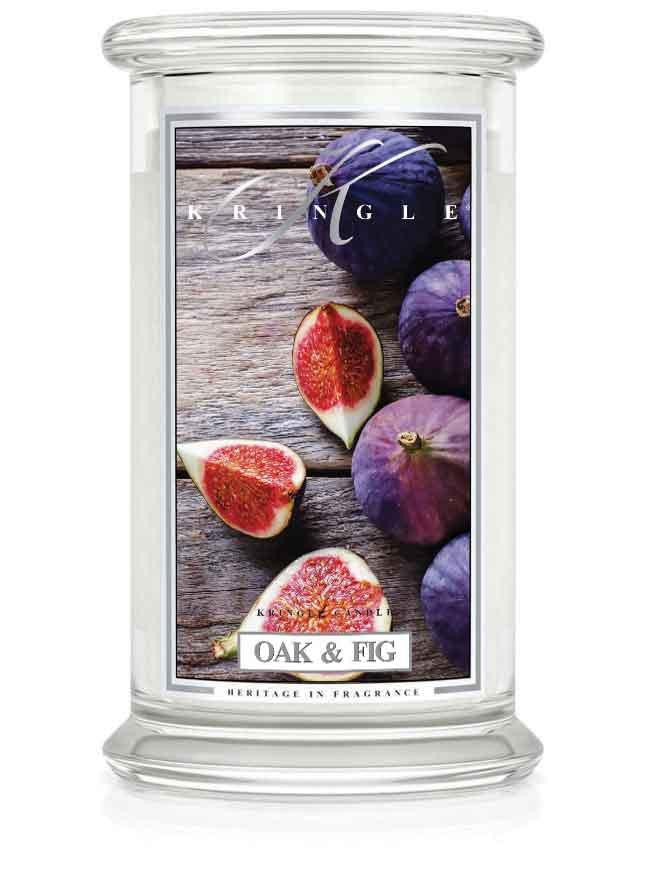 Oak & Fig Large Classic Jar