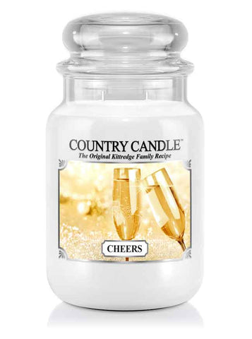 Cheers Large Jar Candle