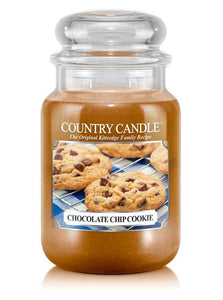 Chocolate Chip Cookie Large Jar Candle