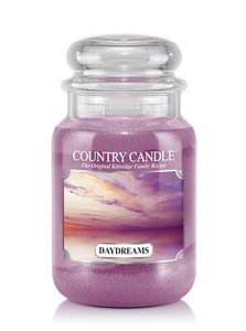 Daydreams Large Jar Candle