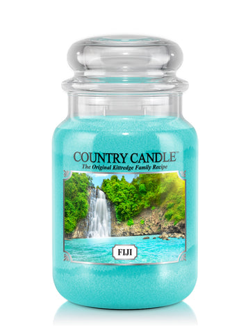 Fiji Large Jar Candle