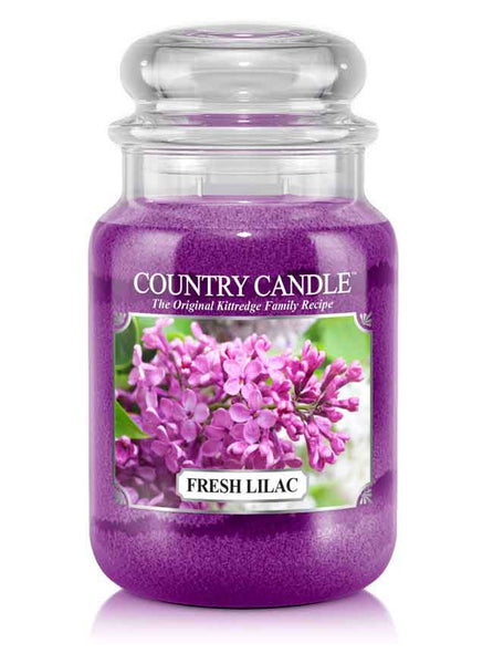 Fresh Lilac Large Jar Candle