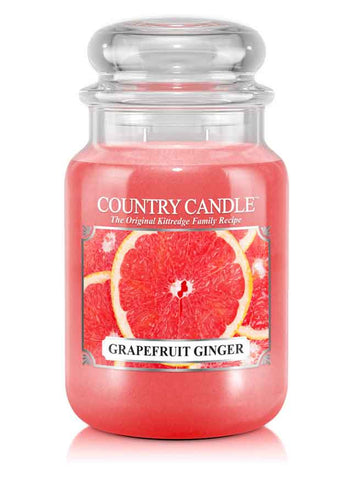 Grapefruit Ginger Large Jar Candle