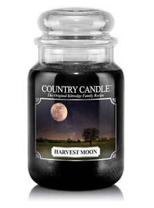 Harvest Moon Large Jar Candle