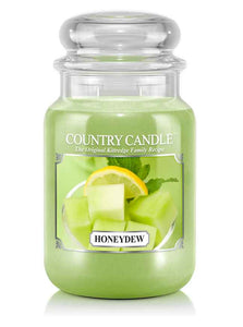 Honeydew Large Jar Candle