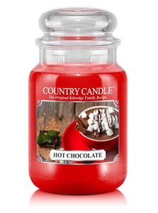Hot Chocolate Large Jar Candle