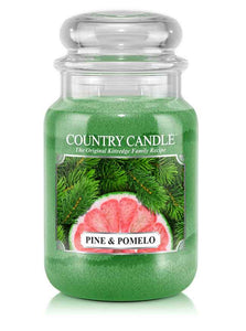 Pine & Pomelo Large Jar Candle