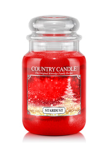 Stardust Large Jar Candle