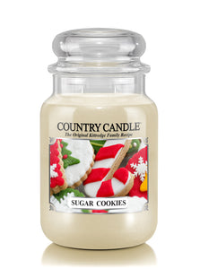 Sugar Cookies Large Jar Candle
