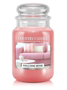 Welcome Home Large Jar Candle