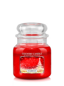 Stardust Medium Jar Candle