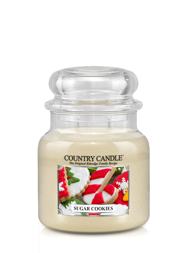 Sugar Cookies Medium Jar Candle