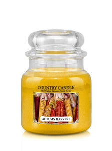 Autumn Harvest Medium Jar Candle