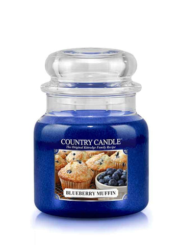 Blueberry Muffin Medium Jar Candle