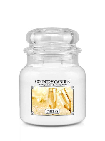 Cheers Medium Jar Candle