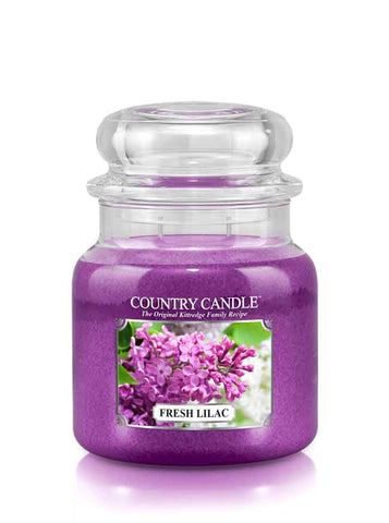 Fresh Lilac Medium Jar Candle