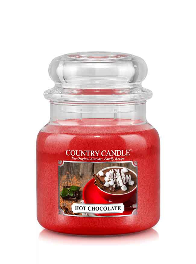 Hot Chocolate Medium Jar Candle