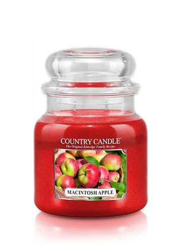 Macintosh Apple Medium Jar Candle