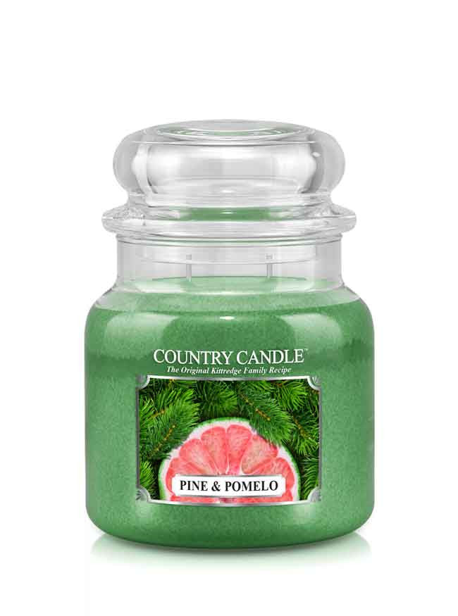 Pine & Pomelo Medium Jar Candle